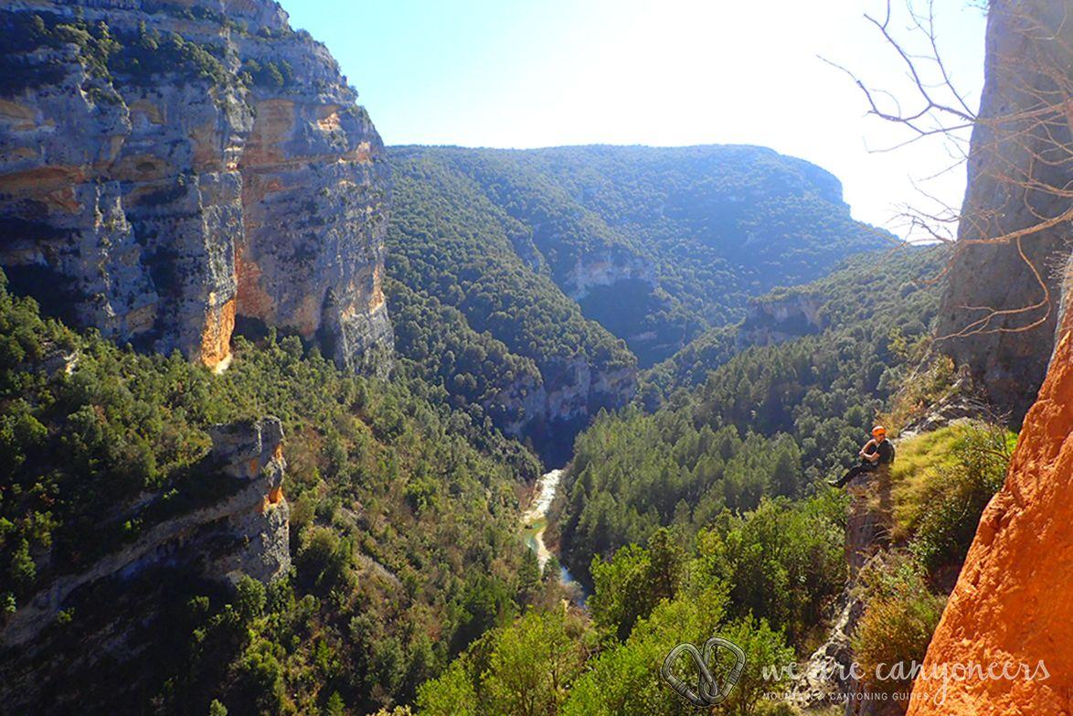 Canyon de Basender Pyrénées