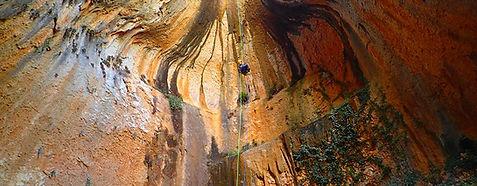 Basender and Portiacha Canyons