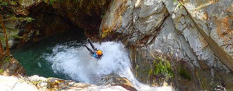 Barrosa Canyoning Pyrénées