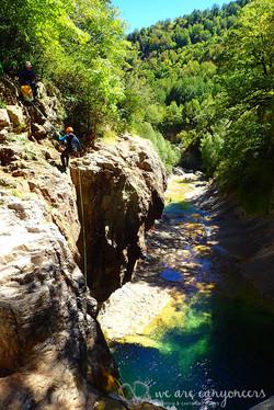 Lugar and Escuaín Canyon