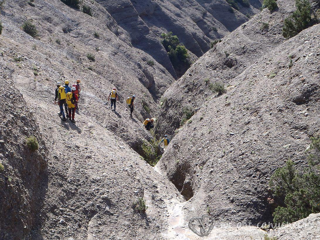 Cueva Cabrito Canyon