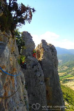 Via Ferrata de Foradada del Toscar