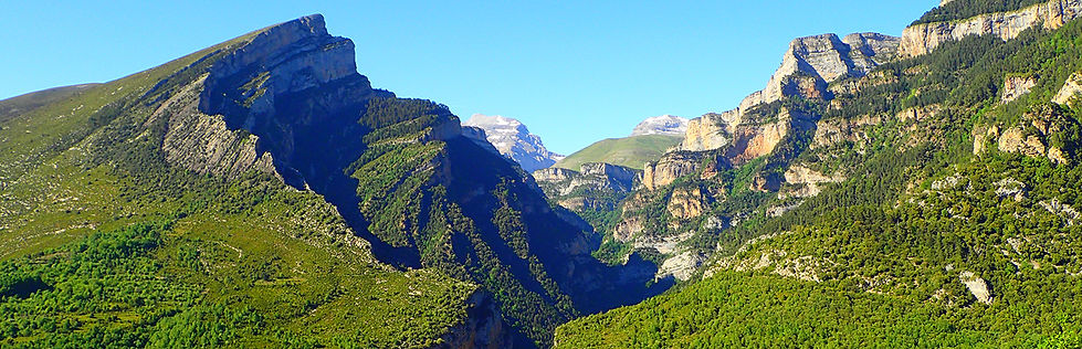 Walking and Hiking Holidays in the Spanish Pyrenees