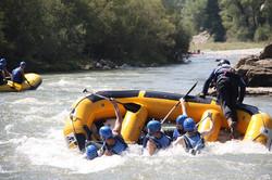 Rafting en Ordesa: Pirineos - Huesca