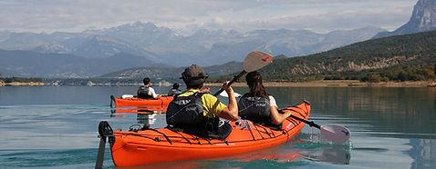 Kayak et Canyoning Ainsa