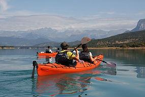Kayak Familiar con Niños