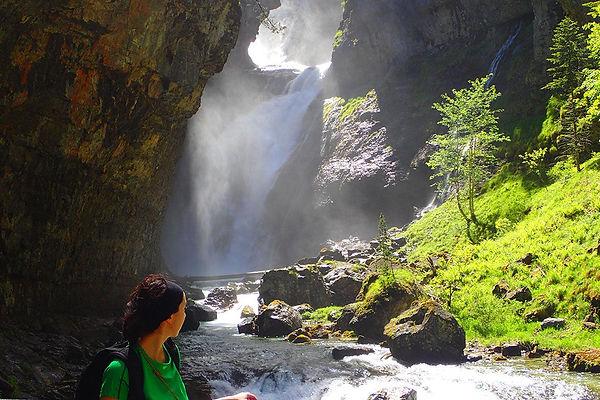 Cascada Estrecho de Ordesa