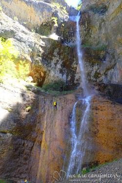 Foz de la Canal Canyon