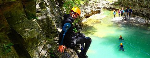Viandico Canyoning Pyrénées