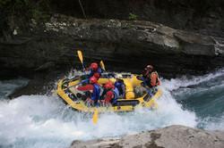 Rafting Pirineos Huesca Ordesa Ainsa