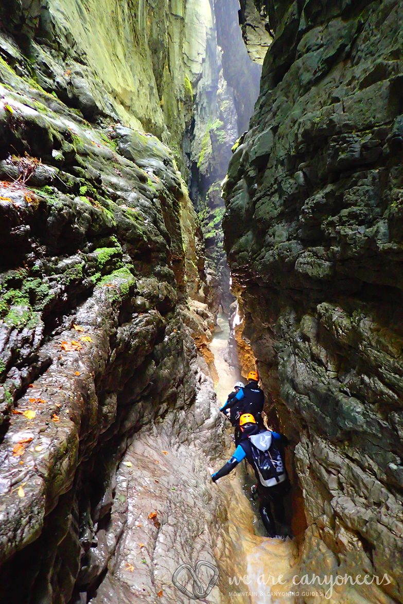 Rafting and Canyoning Pyreenees