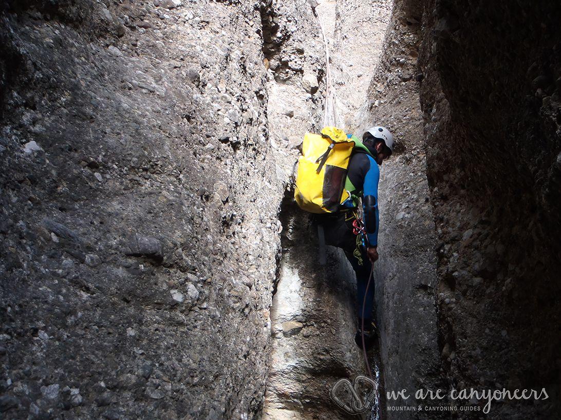 Barranco Cueva Cabrito