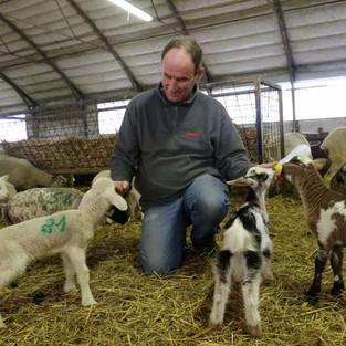 La ferme de Neufchef - Famille Ottier