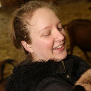 La Chèvrerie de l'Est - Aurélie