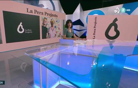 EITB Media Presenta La Pera Projects