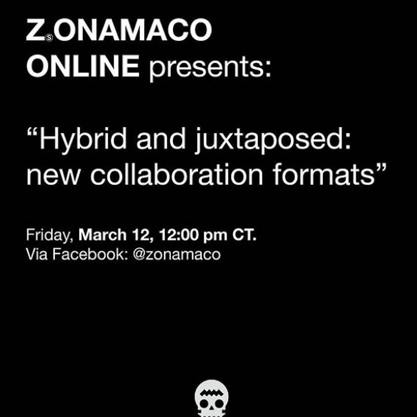 Híbridos y yuxtapuestos: nuevos formatos de colaboración