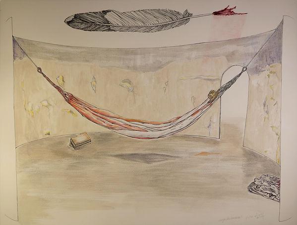 Jenny Feal_Frutos de mi pasion_2020_80 x 60 cm_ceramica liquida sobre cartulina_2.JPG