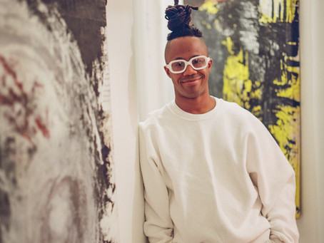 Jamel Robinson: Beauty From Ashes