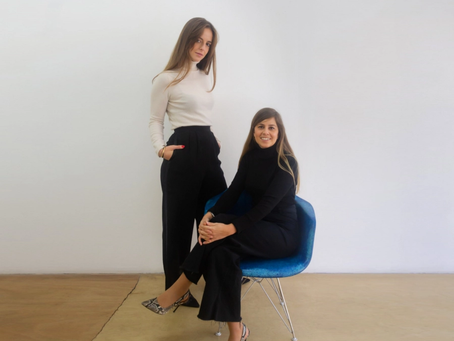 "Clara Andrade Pereira & Blanca Pascual Baztan of La Pera Projects: ""It is harder than it looks"""