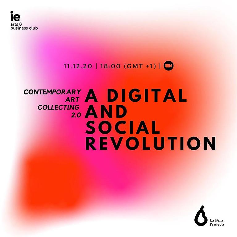 Coleccionismo de arte contemporáneo 2.0: una revolución digital y social