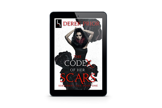 TITLE:  The Codex of Her Scars