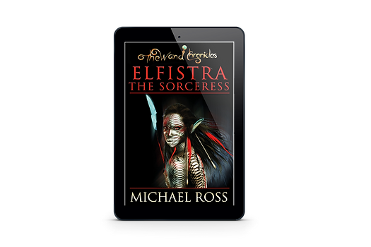 TITLE:  The Wand Chronicles: Elfistra the Sorceress