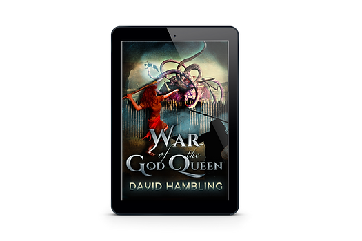 TITLE:  War of the God Queen