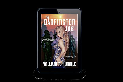 TITLE:  The Barrington Job