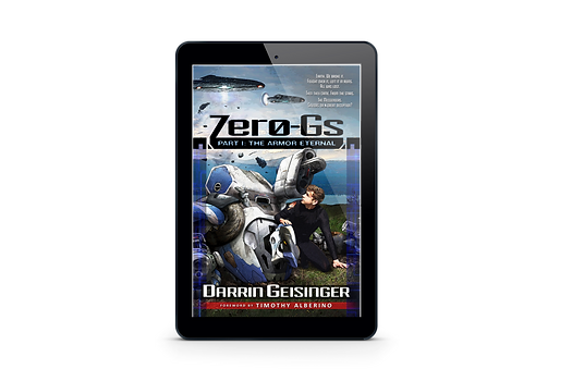 TITLE:  Zero-Gs Part I: The Armor Eternal
