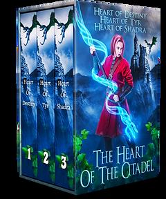 Heart Of The Citadel Boxset Cover #1-3.p