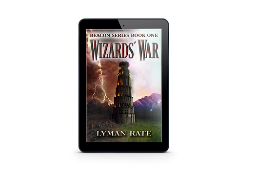 TITLE:  Wizards' War: Book One of the Beacon Series