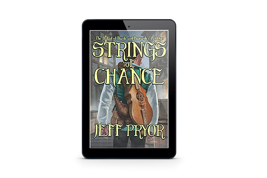 TITLE:  Strings of Chance