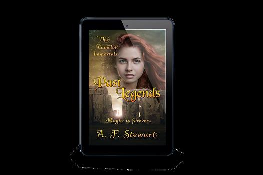 TITLE:  Past Legends: An Arthurian Fantasy Novel