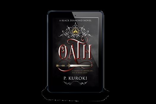 TITLE:  Oath: A Black Diamond novel