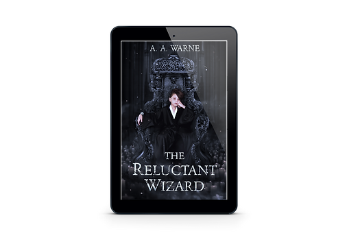 TITLE:  The Reluctant Wizard