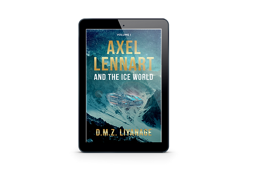 TITLE: Axel Lennart and the Ice World