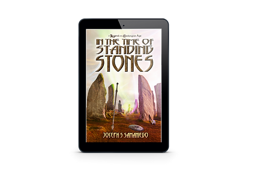 TITLE:  In the Time of Standing Stones