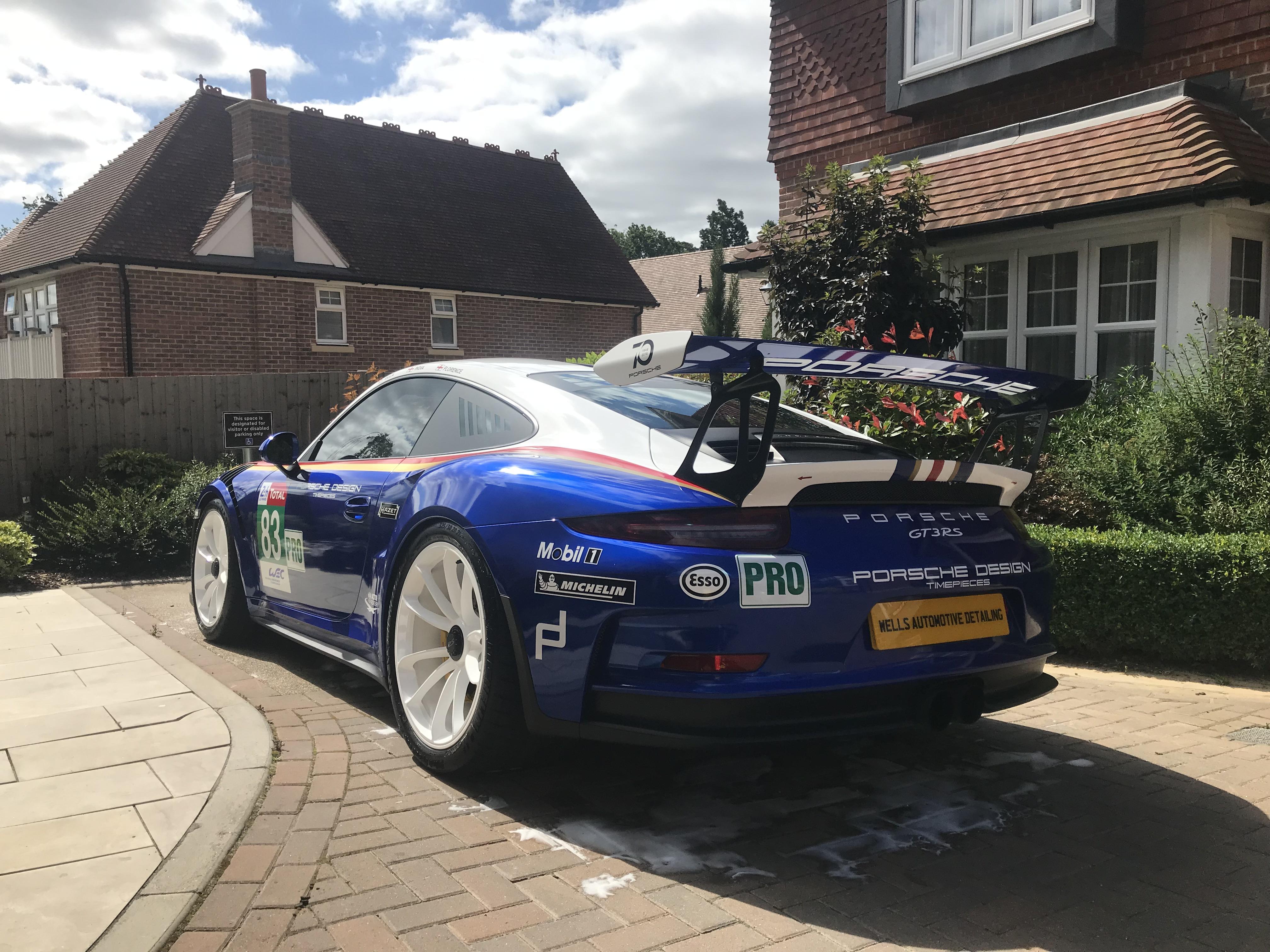 Le Mans Rothmans