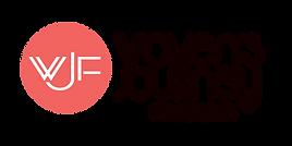 WJF Logo Orange - Patty Turrell.png