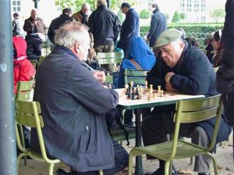 Paris and Chess