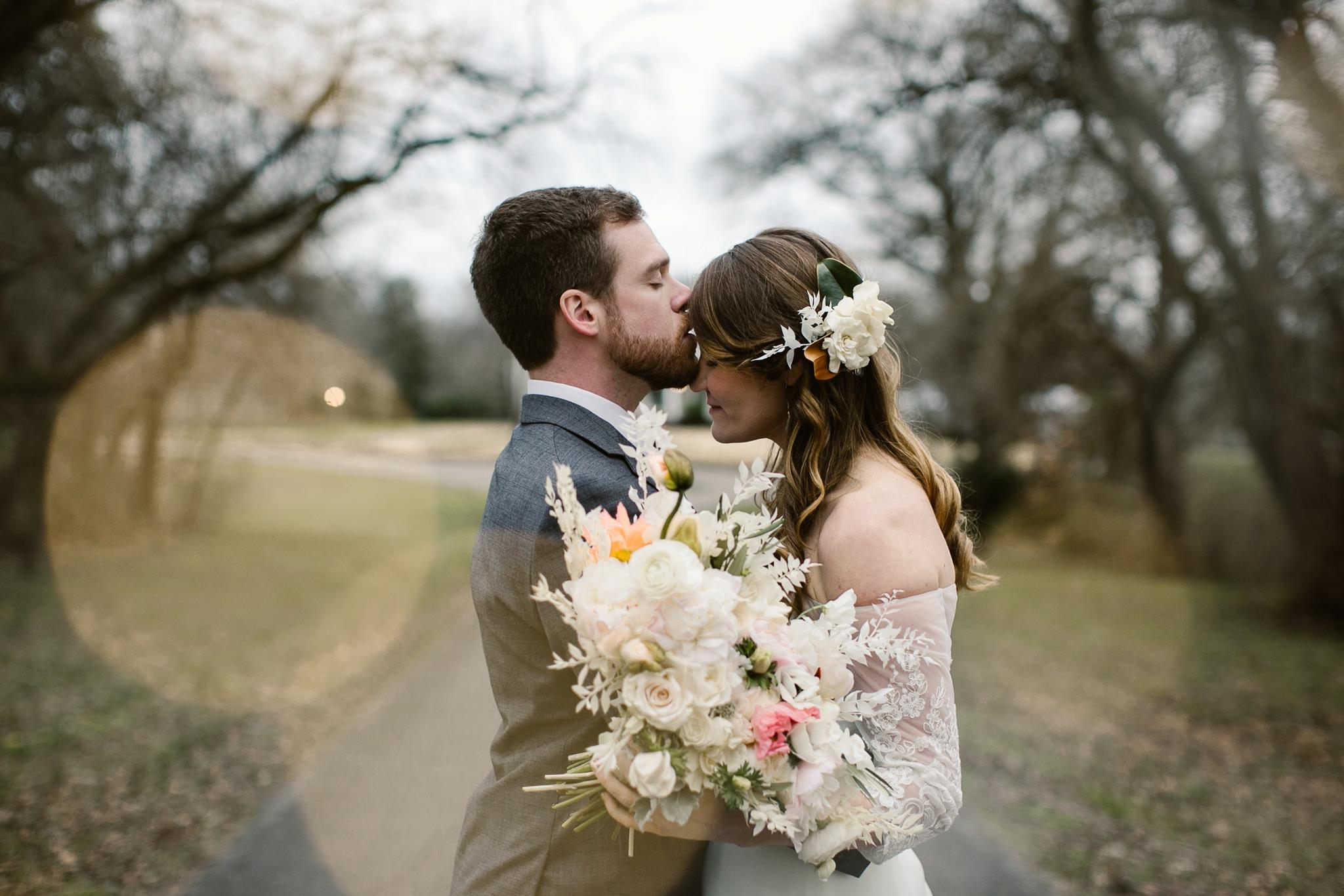 Winter Wedding at Maple Grove Estate