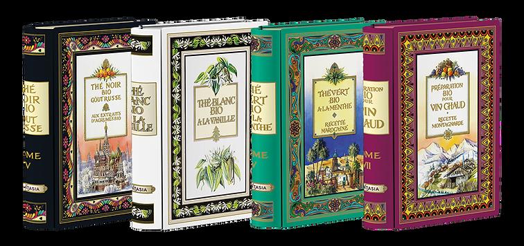 Araquelle - Plantasia - Tè edizione libro
