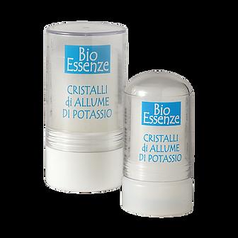 Cristalli allume di potassio BioEssenze