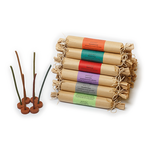 Bambooless incenses