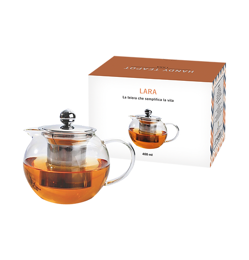 Handy Teapot - Lara
