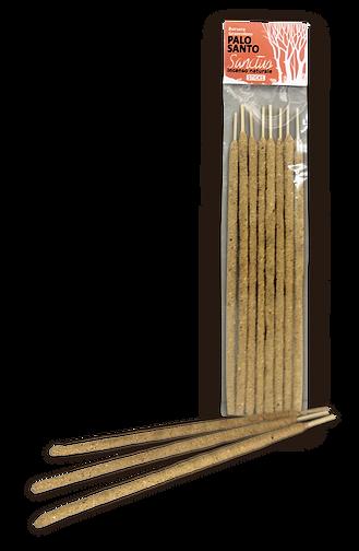 Sticks incensi di Palo Santo Sanctus