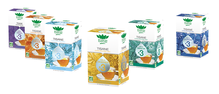 Araquelle Romon Nature - Tisane concentrate