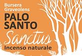 Distributore Sanctus - Palo Santo