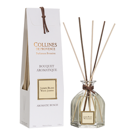 Collines de Provence - Diffusori a bastoncini 100 ml