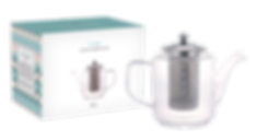 Handy Teapot - Flora